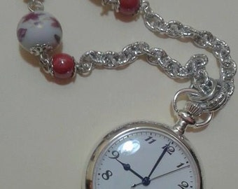 Floreal clock-flower clock