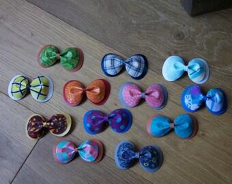 Handmade ties by Gabriela Ceballos