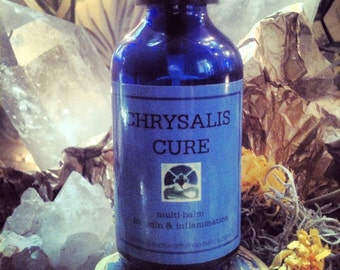 Chrysalis Cure: Multi-Balm For Pain