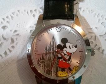 Vintage Mickey Mouse Walt Disney World Watch (Limited Release)