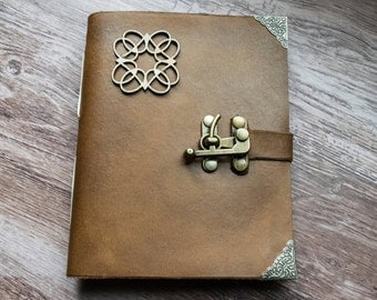 Medieval Journal- Game of Thrones- Hand Made Leather