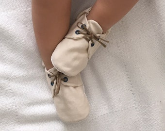 O Baby Shoe - various colors / baby shoe / baby boy shoe / baby girl shoe / oxford / soft shoe / non slip shoe / crib shoe