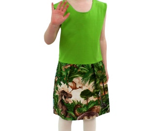 Dinosaur Pocket Play Dress