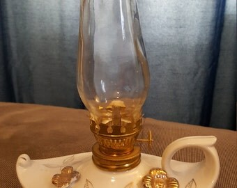 Porcelain Aladdins Lamp