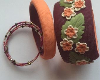 Spring 2 bracelets