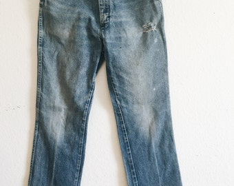 Vintage Raw Denim jeans