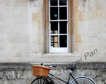 Digital Download,''Oxford Bicycle'', photography by roger Pan