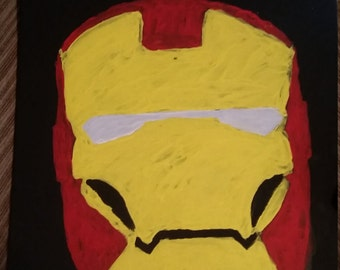 Iron Man Quote Made to Order