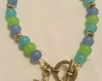 B90-Shades of the sea bracelet