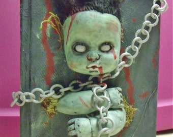 Zombie Baby Book