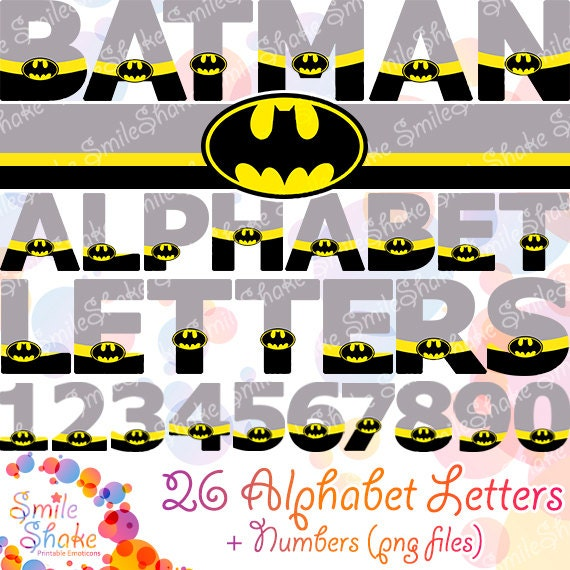 Printable Letters Of The Alphabet Superhero