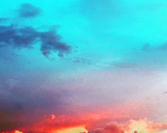 Sunset Sky #3