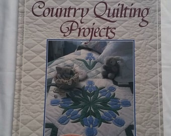 Quilting Book - 50 Country Quilting Projects