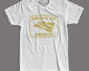 Hecho En Mexico Shirt S-4XL And Long Sleeve Available