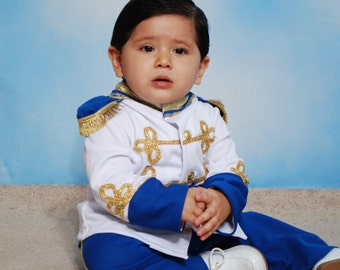 Premier Prince Charming Custom Order Costume  sc 1 st  Etsy : prince infant costume  - Germanpascual.Com