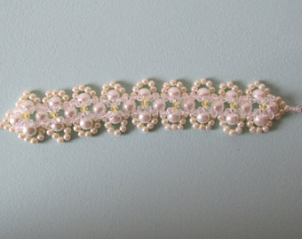 Lemon Meringue Royal Bracelet
