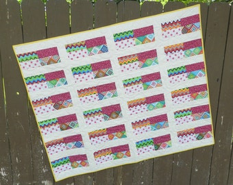 Pretty Polka Dots Quilt