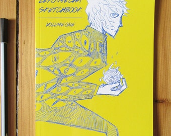Zero-Mecha Sketchbook Volume 1