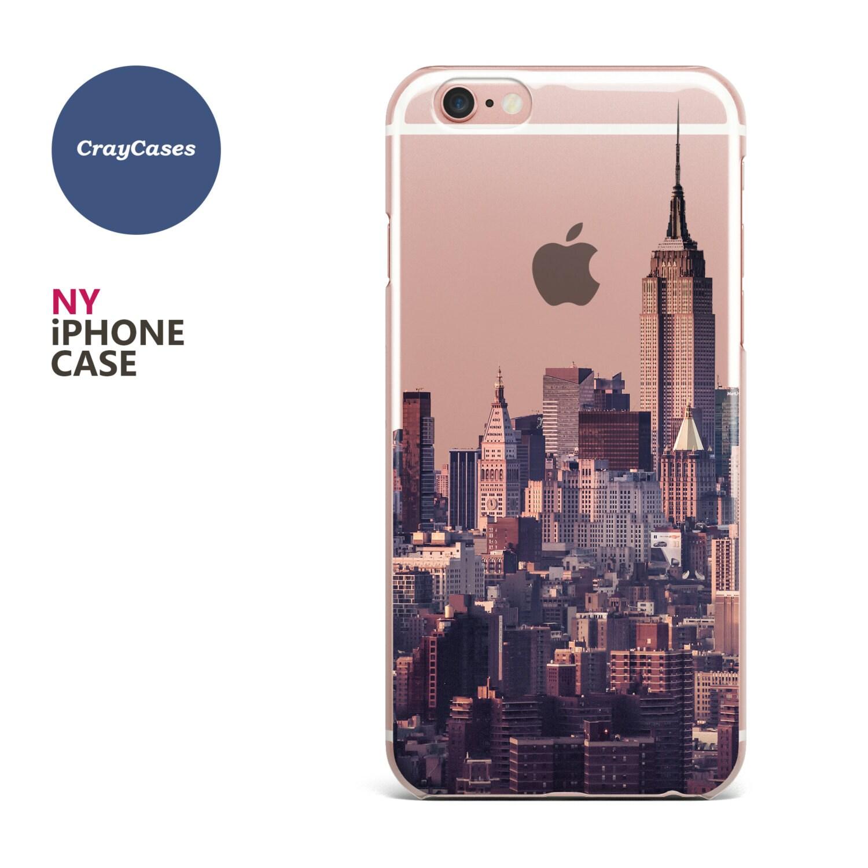 new york skyline iphone 7 case new york skyline by craycases