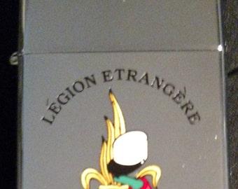 French Legion Zippo Lighter Legion Etrangere