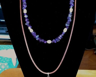 Dual Strand Necklace