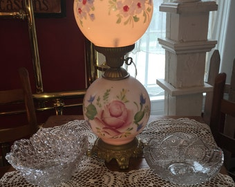 Gone With The Wind Lamp