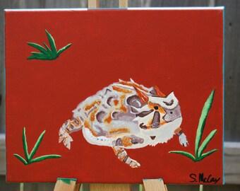 Texas State Symbol Series: Texas Horned Lizard