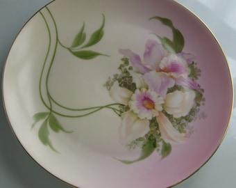 Vintage Z S and Co Bavaria Porcelain Plate
