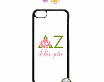 Delta Zeta Cell Phone Cover - DZ cell phone -  Iphone, Samung Galaxy, S3, S4, S5, S6, S6 Edge, iPhone 4, 5, 6, 6+, Cell phone case Custom