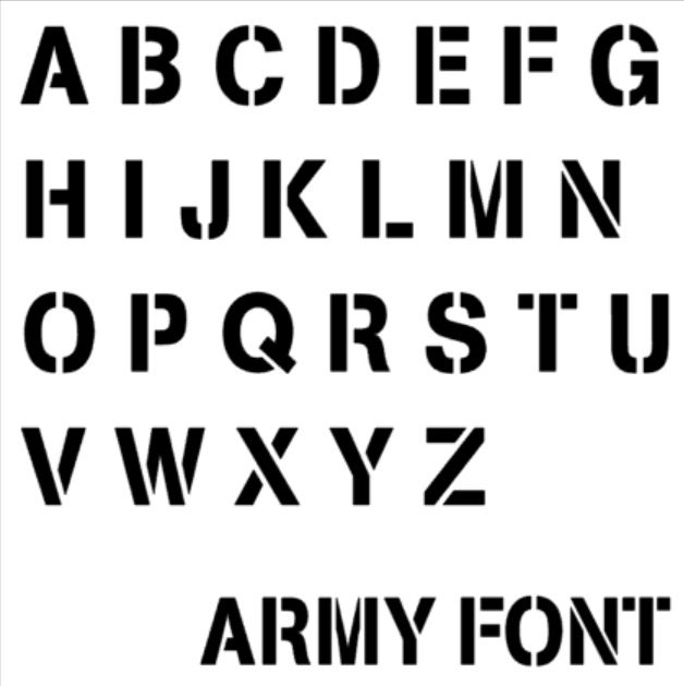Please Make All Letters In The Same Font Size