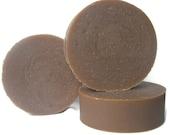 Sandalwood Vanilla Shaving Soap with Bentonite Clay
