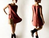 Linen tunic, Short dress, Linen dress, Shift dress, Tunic dress, Day dress, Sundress, Short dress, Summer dress, Women clothing, Aline dress