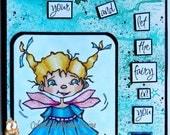 766 Enchanting Emma Digi Stamp