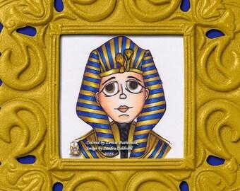 913 King Tut Digi Stamp