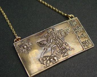 Ishtar, Inanna, Astarte - Necklace