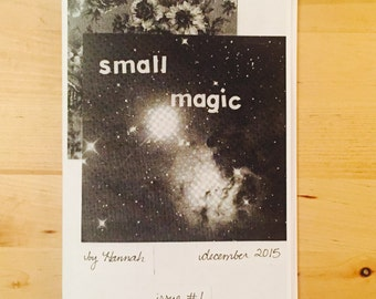 Small Magic #1: A Radical Self-Care Zine