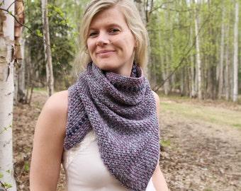 Crochet Shawl Pattern - Classy Bitch Shawl