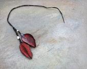 poppy ..pendant beads
