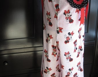 Minnie Mouse Romper - Size 2