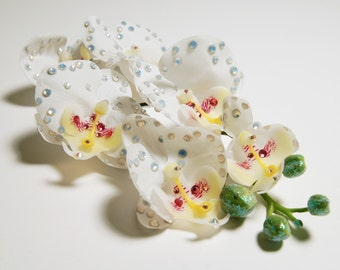 HAVOC Fleur - White Orchid Cascade
