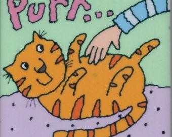 Purr, Cat Magnet