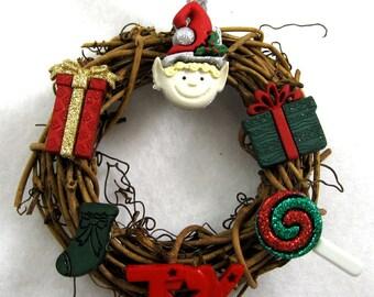 Joy Christmas Ornament 103