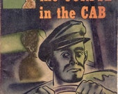 VINTAGE PULP DIGEST, The Corpse in the Cab, Aldin Vinton  1943