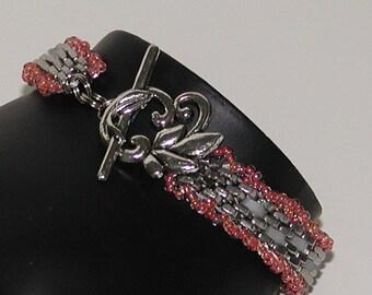 Nutty Mauve Bracelet