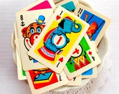 Vintage Crazy 8 Playing Cards  / Lot of 11 Assorted
