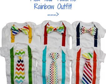 Rainbow Birthday Outfit. Baby Boy Cake Smash Outfit. Circus 1st Birthday Outfit. First Birthday Shirt. 2nd Birthday Clothes. Boy Birthday