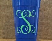 Bachelorette Party Cup Personalized Party Favor Personalized Gift Solo Cup Reusable Cup Custom Cup Customized Solo Cup Sorority Gift Cup