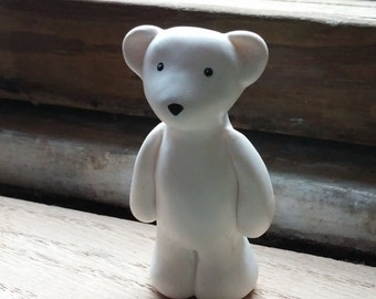 Jack The Polar Bear Figurine by SBMathieu