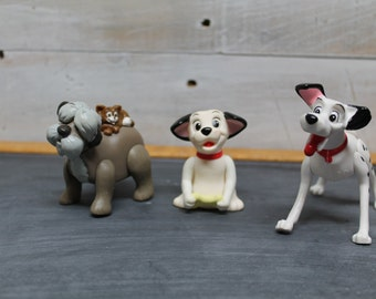 1990 McDonalds Happy Meal Toy 101 Dalmations