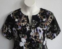 XL&2X Post Surgery Apparel - Shoulder, Breast Cancer, Mastectomy / Hospice Shirt / Adaptive Clothing / Breast Feeding / Stroke -Style Gracie